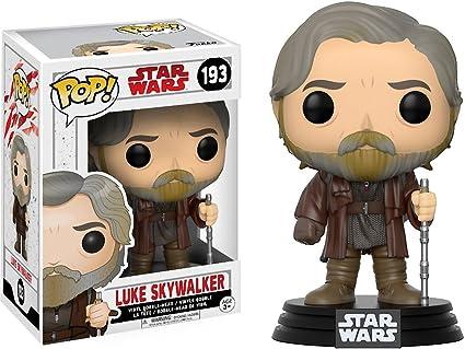 Luke Skywalker New In Box Final Battle Funko POP Star Wars: The Last Jedi