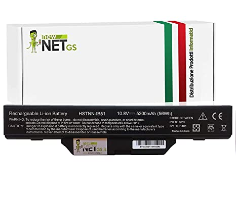 Batería para HP 451086 – 141 | 451086 – 142 | 451086 – 161 de 5200