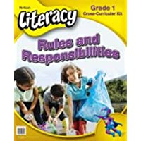 Nelson Literacy 1: Relationships, Rules, and Responsibilities Cross-Curricular Kit