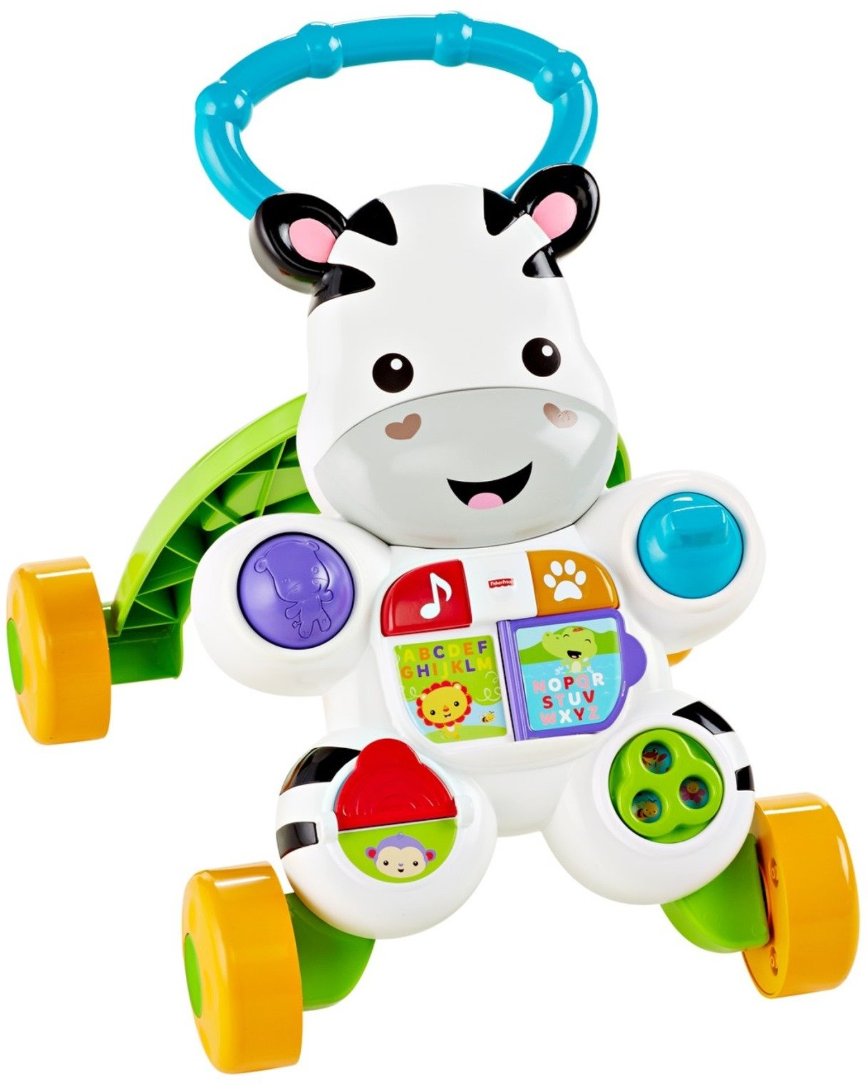 Fisher-Price Learn with Me Zebra Walker by Fisher-Price (Image #3)