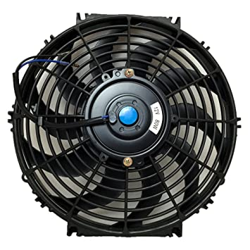 Amazon.com: UPGR8 Universal High Performance 12V Slim Electric ... on