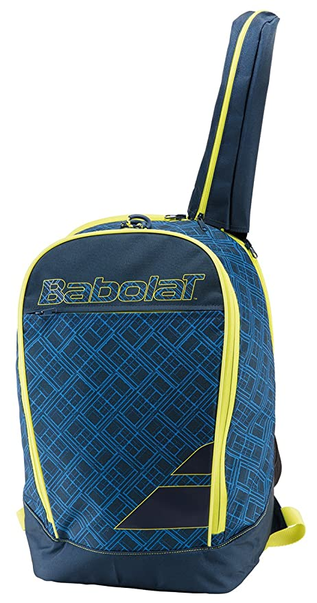 Buy Babolat Club Classic Blue Yellow Backpack Bag Online at Low Prices in  India - Amazon.in 66f47113d82d5