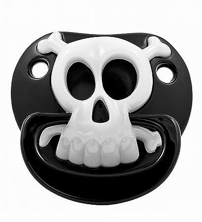 Chupete con mar Ladrones Diseño Pirata: Amazon.es: Belleza