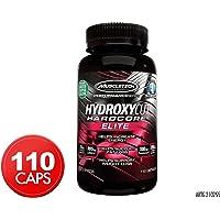 Muscletech Hydroxycut Hardcore Elite 110ct AU, 54.55 ml