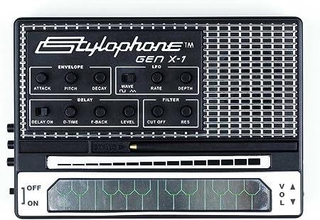 STYLOPHONE GEN X-1 Sintetizador analógico portátil con altavoz ...