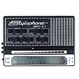 STYLOPHONE GEN X-1 Portable Analog Synthesizer: with Built-in Speaker, Keyboard and Soundstrip, LFO, Low pass filter, Envelop