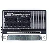STYLOPHONE GEN X-1 Portable Analog Synthesizer: with Built-in Speaker, Keyboard and Soundstrip, LFO, Low pass filter…