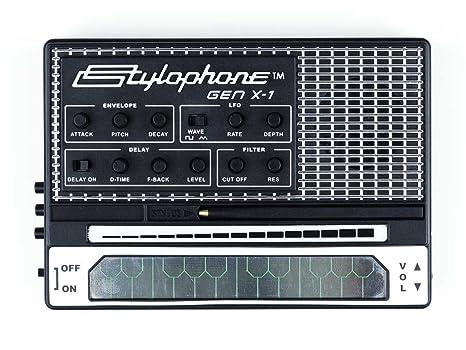 Review STYLOPHONE GEN X-1 Portable