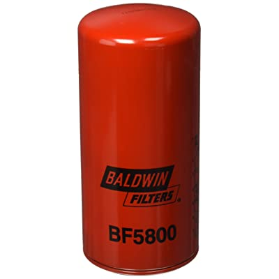 Baldwin BF5800 Heavy Duty Diesel Fuel Spin-On Filter: Automotive
