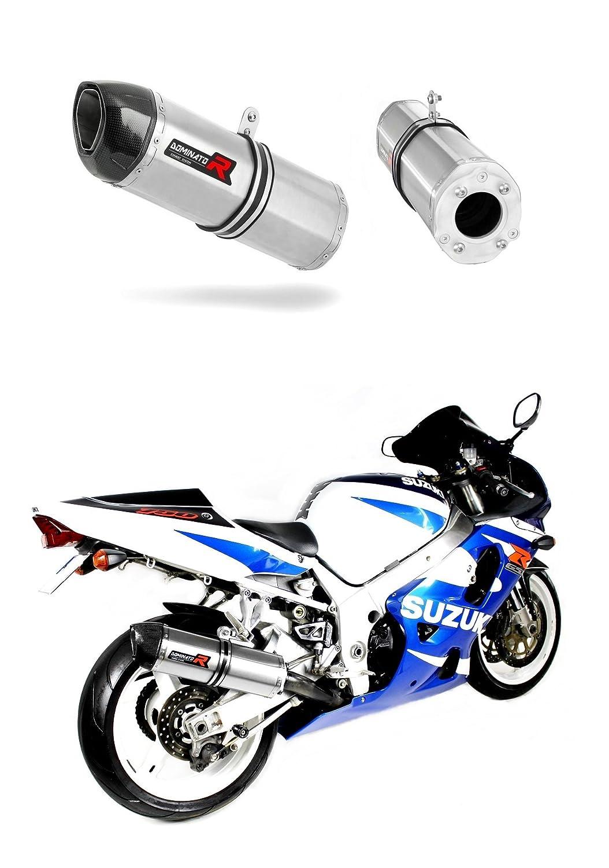 Silencieux /Échappement Exhaust Dominator HP1 Compatible avec GSXR 750 K1-K5 01-05 2001-2005 DB Killer