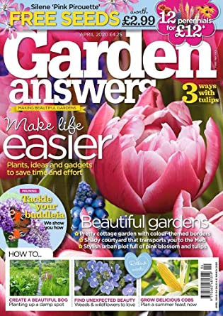 Amazon Com Garden Answers Kindle Store