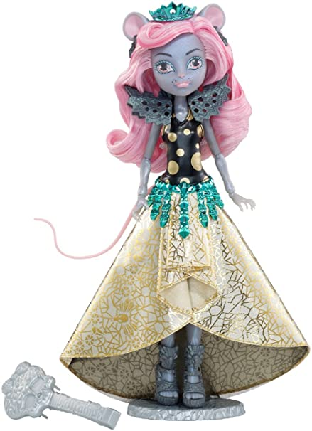 Monster High Boo York Boo York Gala Ghoulfriends Mouscedes King Doll  sc 1 st  Amazon.com & Amazon.com: Monster High Boo York Boo York Gala Ghoulfriends ...