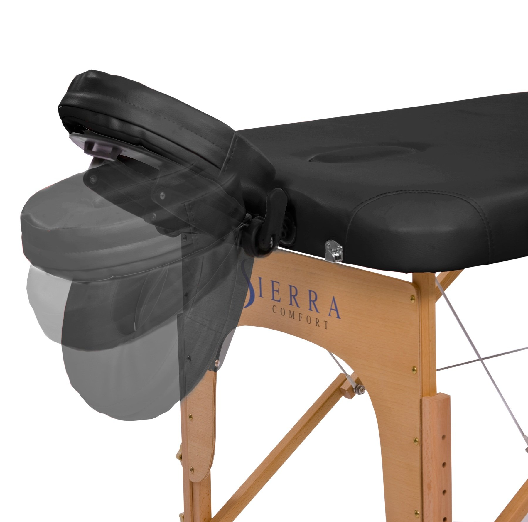 Sierra Comfort All-Inclusive Portable Massage Table by SierraComfort (Image #11)