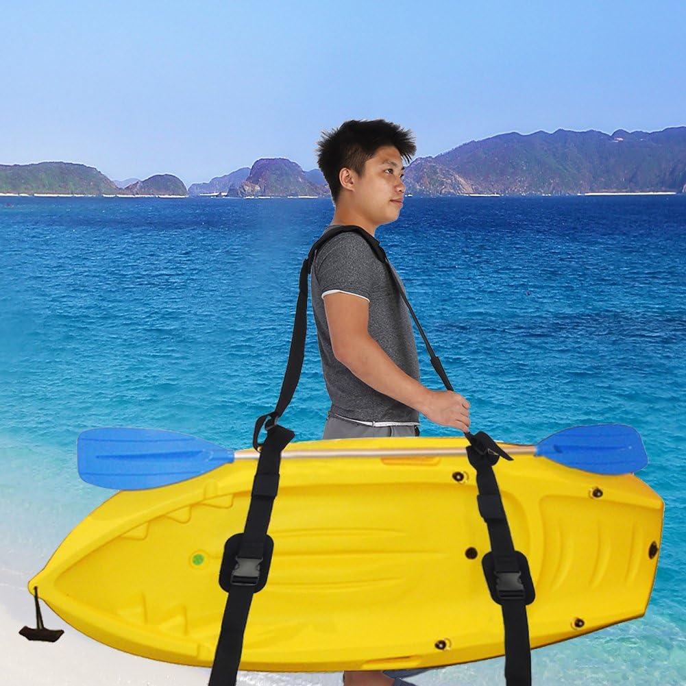 SUP Trageschlinge Verstellbares Tragbares Gurtband Zubeh/ör VGEBY Surfboard Tragegurt