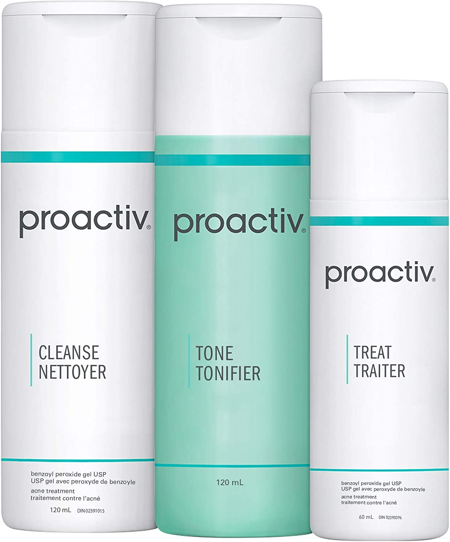 Proactiv 3 Step Acne Treatment System 60 Day Amazon Ca Beauty