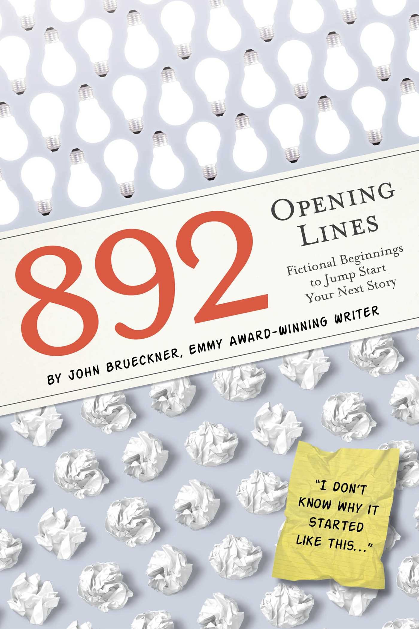 Amazon com: 892 Opening Lines: Everything You Need to Get