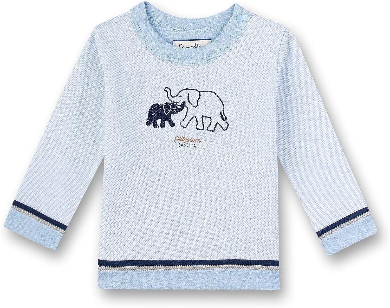 Sanetta Baby Boys Fiftyseven Sweatshirt