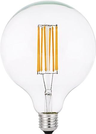 Garza Lighting - Bombilla LED Vintage Clear, potencia 4W, casquillo E27, luz cálida 2700K: Amazon.es: Hogar