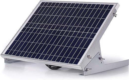 Support de montage r/églable pour panneau solaire