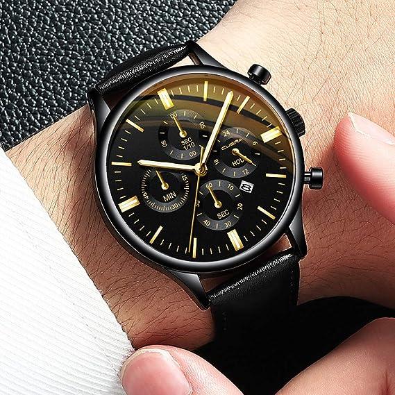 Amazon.com : XBKPLO Quartz Watches for Men digitalquartz Watch Bands menquartz menmens Pilot watchswiss Movement Military watchmens Analog watchwatch ...