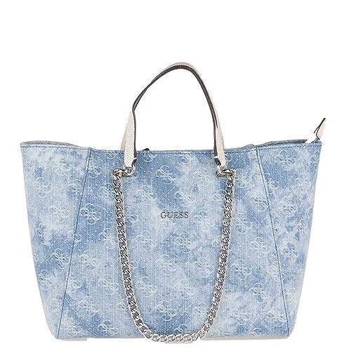 Guess Shopper it E Jeans Amazon Borsa Scarpe Cm 45x30x16 Borse qFEnCgd