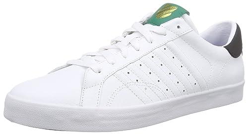 K-Swiss Belmont - Zapatilla Baja Hombre: Amazon.es: Zapatos y complementos