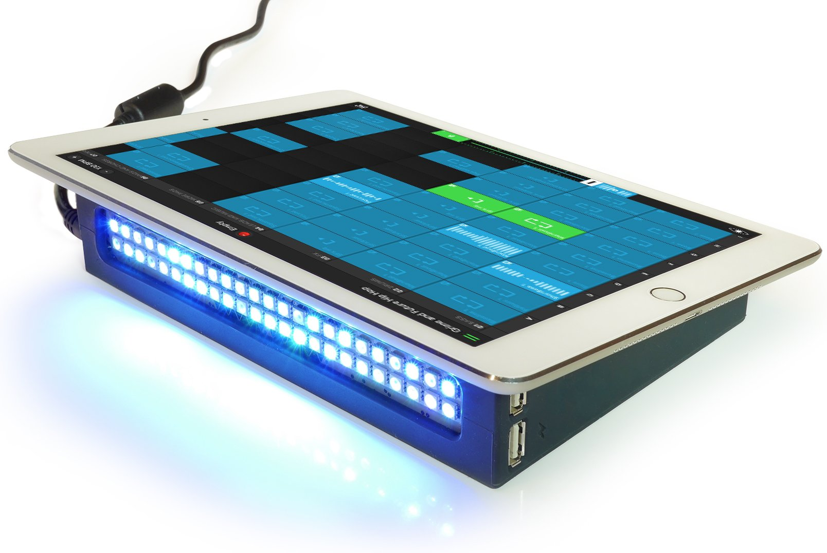 Wej - Bluetooth MIDI Music Hub for iOS and MacOS.