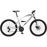 Hercules Roadeo A250 26T 21 Speed Premium Geared Cycle(White)