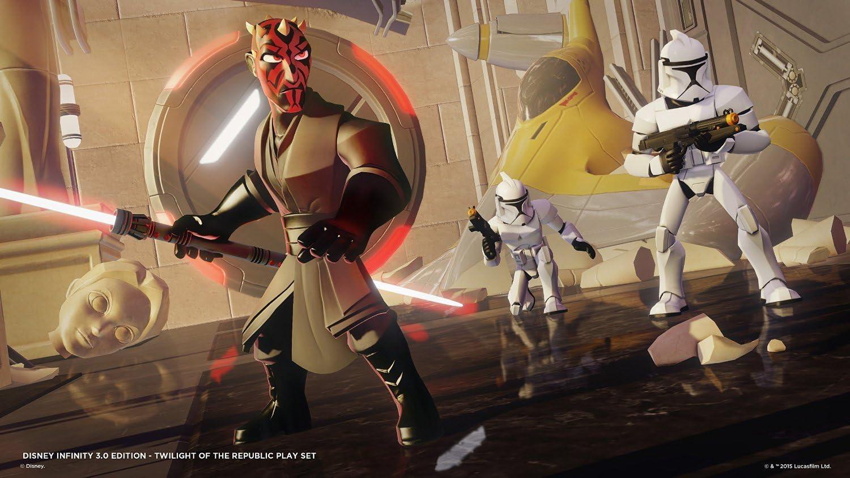 Top page gt gt infinite - Amazon Com Disney Infinity 3 0 Edition Star Wars Darth Maul Figure Not Machine Specific V Di 3 0 Fig Sw Darth Maul Video Games