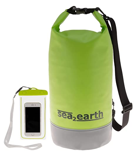 aad9a5dfa34f Waterproof Dry Bag 20L floating dry sack for keeping your gear dry Kayaking