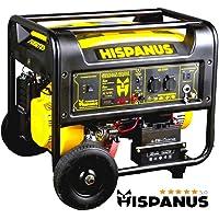 GENERADOR ELECTRICO 6000WP HISPANUS FUERTES