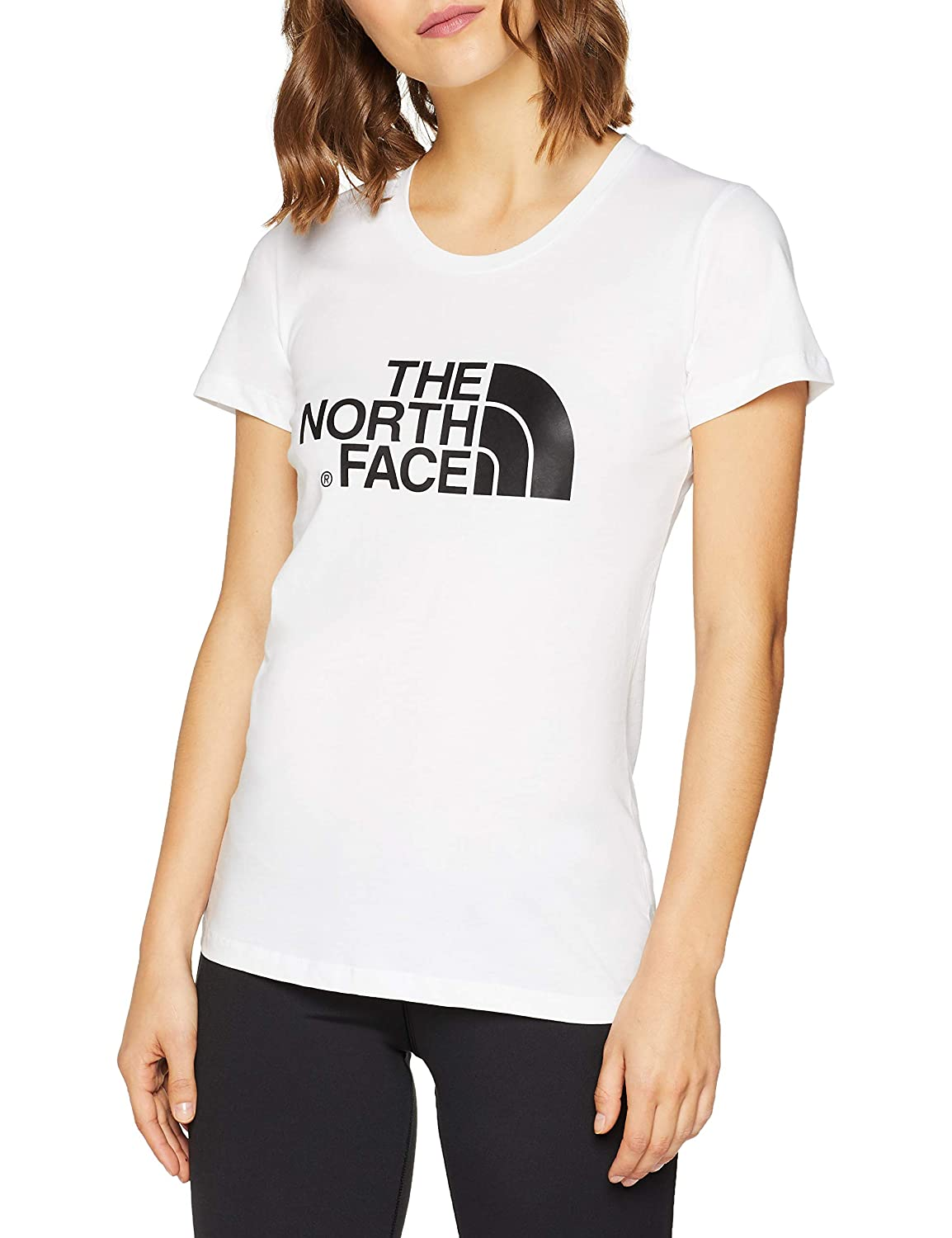 The North Face Womens Easy T Shirt Femme