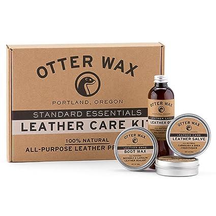 b61fe26aa4e Otter Wax Leather Care Kit