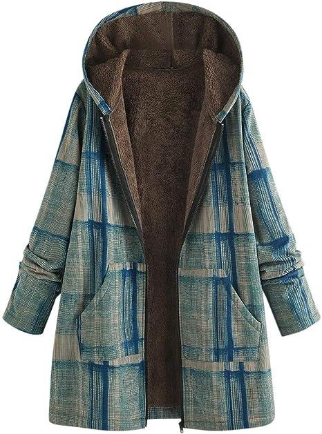 Clearance Sale Women Sleeveless Zip-up Plaid Vest Coats Jacket Lightweight Fall Warm Outerwear
