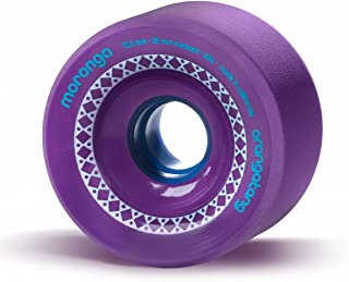 product image for Orangatang Moronga 72.5 mm Freeride Longboard Skateboard Wheels (Set of 4)