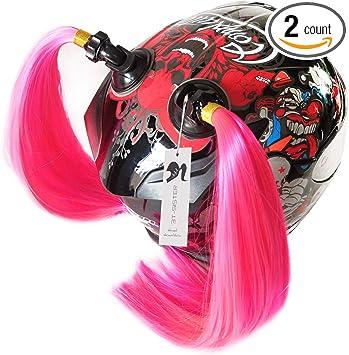 Amazon.com: 3T-SISTER Coletas para cascos, funciona en ...