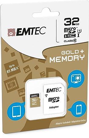 Tarjeta de memoria para Nikon Df - 32 GB Micro SD clase 10 + ...