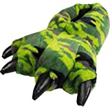 Norty - Grizzly Bear Animal Claw and Paw Slippers