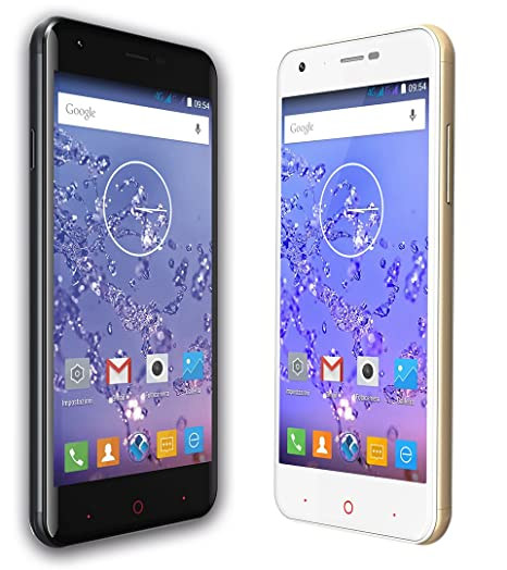 Komu K50n LTE 4G, Lollipop 5.1 Android-Smartphone, 5-Zoll-Display ...