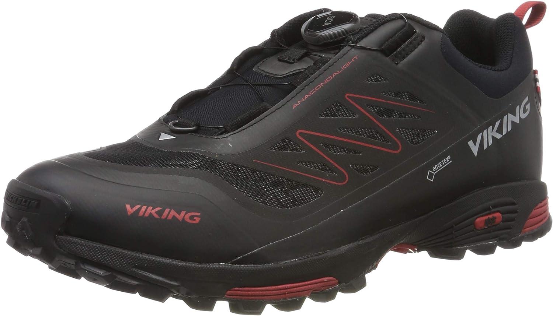 Zapatos de Low Rise Senderismo Unisex Adulto viking Anaconda Light Boa GTX