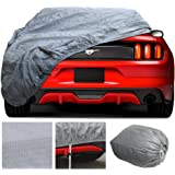 Custom Fit Car Cover for Select Ford Mustang - In-Door Premium 2 Layers - Economical Alternative