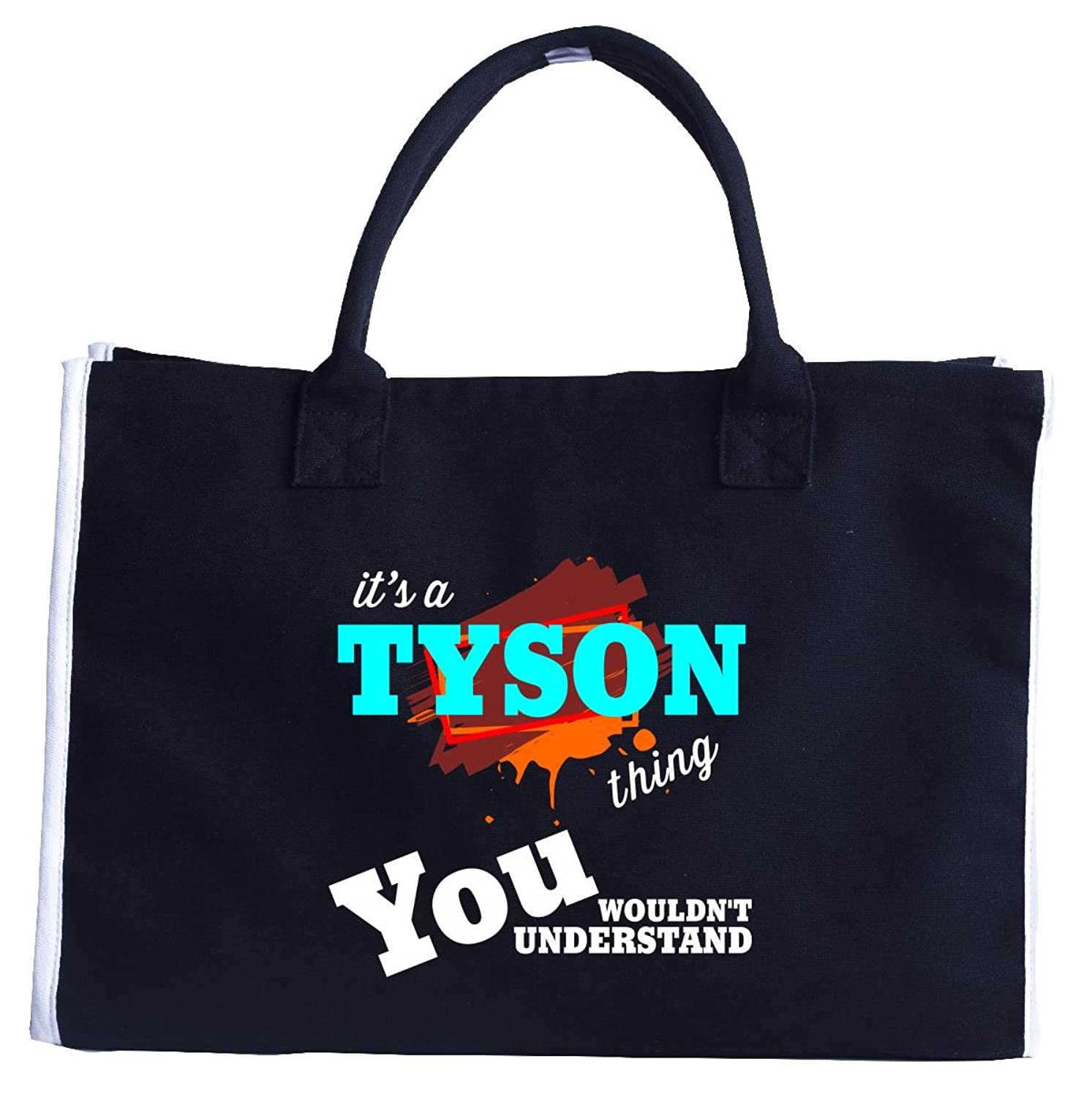 It's A Tyson Thing You Wouldn't Understand V4 - Tote Bag