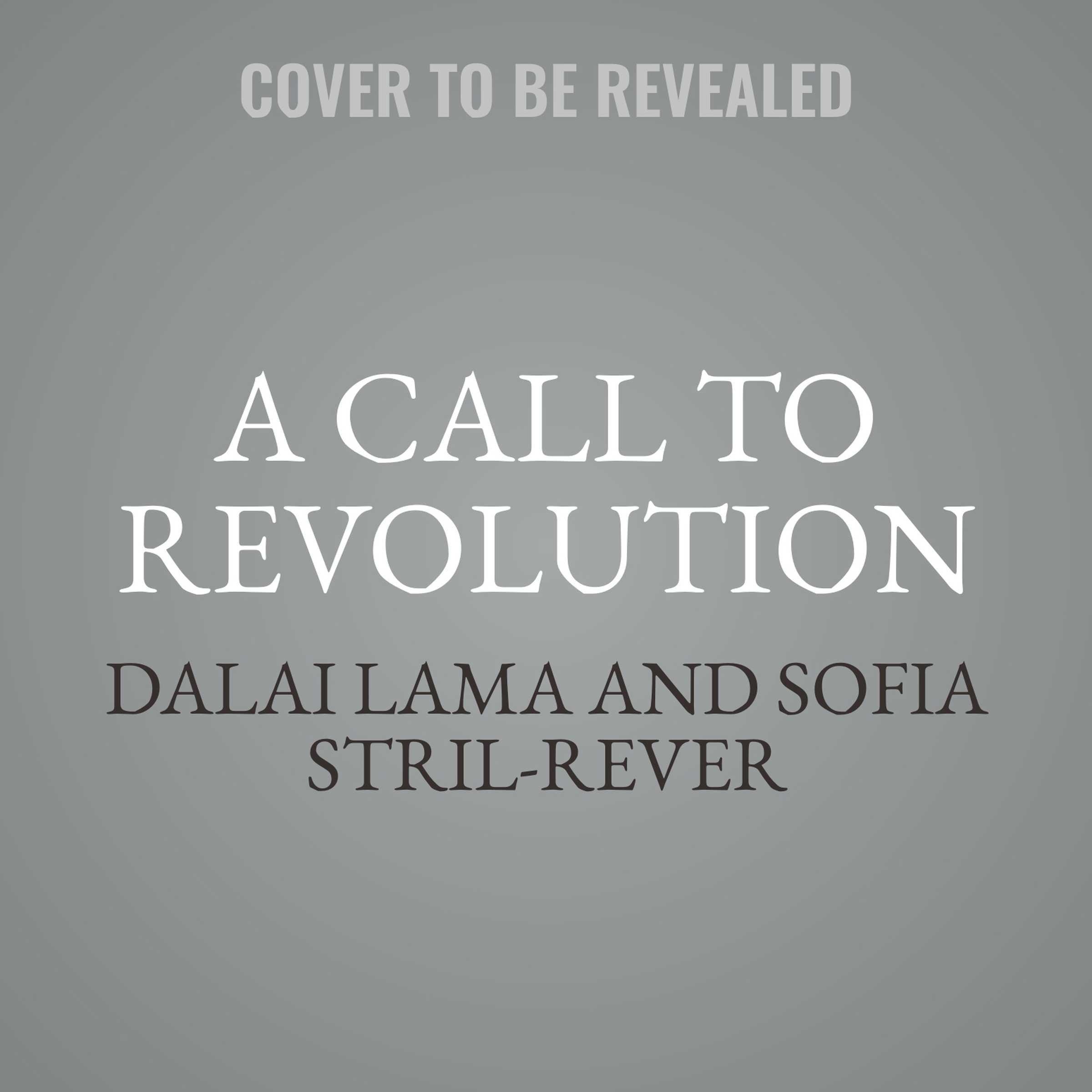 Read Online A Call for Revolution pdf epub