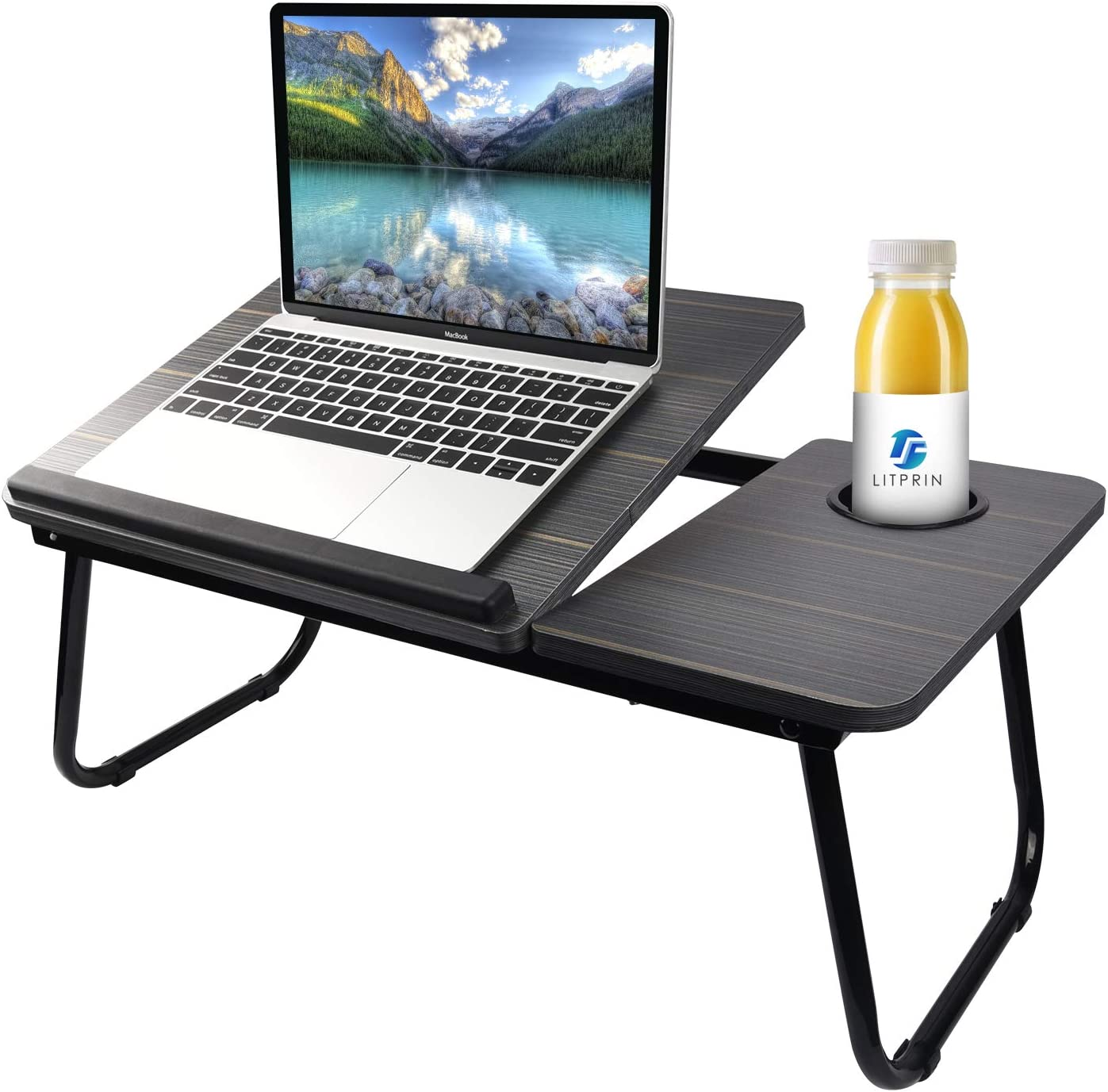 Laptop Desk for Bed/Couch/Sofa,Adjustable Laptop Stand, Portable Table for Laptop,Folding Computer Tray