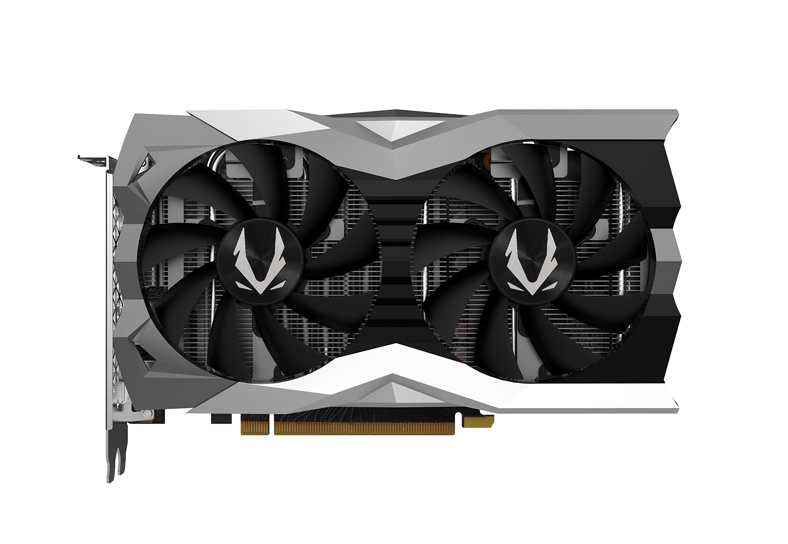 ZOTAC Gaming GeForce RTX 2060 Twin Fan 6GB GDDR6 192-bit Gaming Graphics Card, Super Compact, IceStorm 2.0, ZT-T20600F-10M by ZOTAC (Image #6)