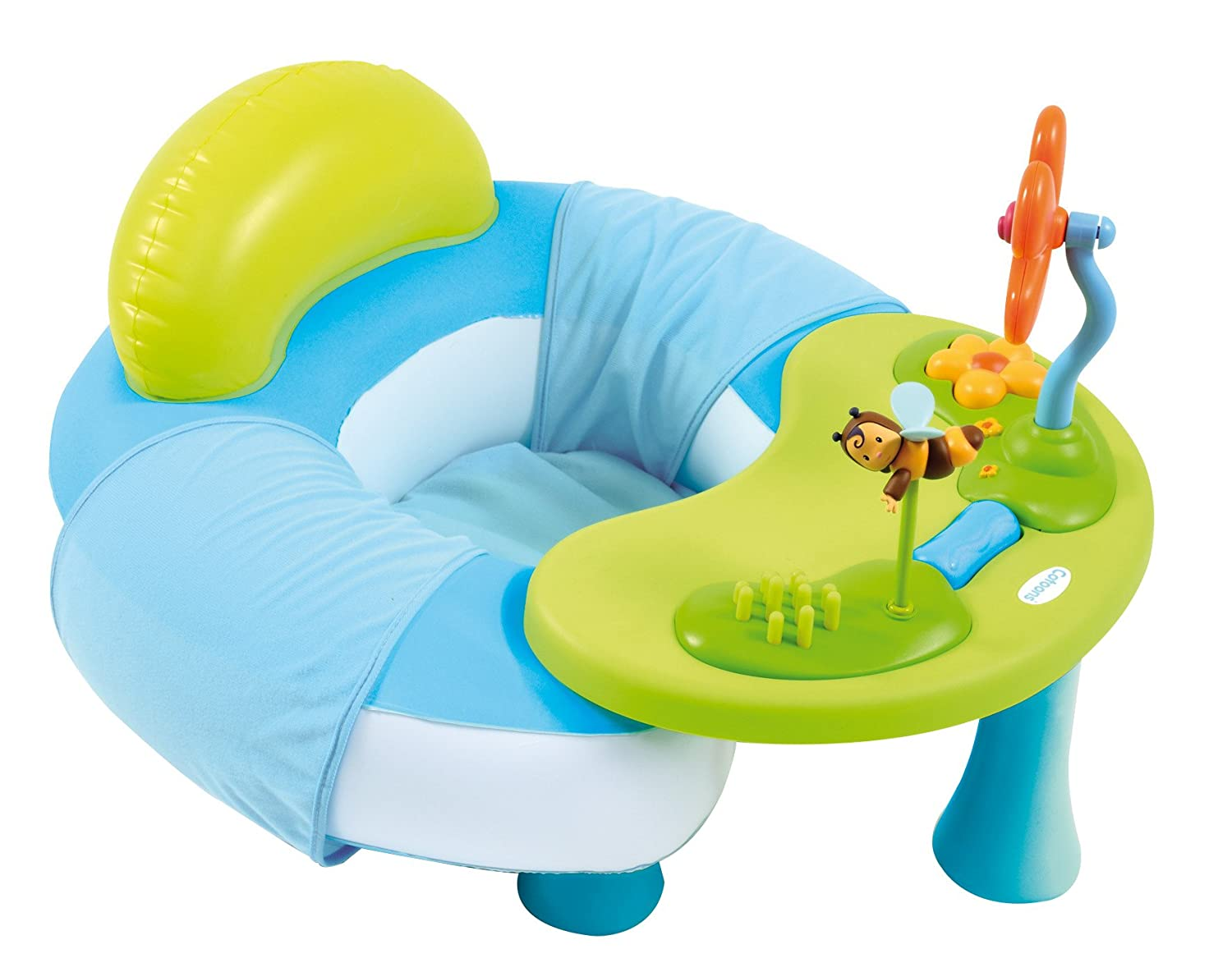 Smoby Cotoons Cosy Seat, Blue: Amazon.in: Toys & Games