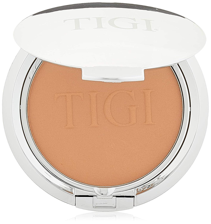 TIGI Cosmetics Powder Foundation, Allure, 0.37 Ounce