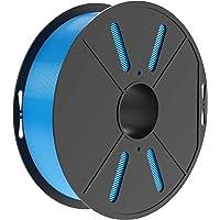 GSA Premium PLA 1.75mm 3D Printing Filament, dimensionale nauwkeurigheid +/- 0.02mm (Blauw, 1 kg)