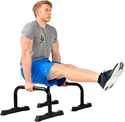 Ultimate Body Press Parallettes XL Push Up Stands 12×24 inch