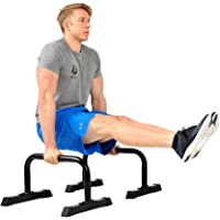 Ultimate Body Press Parallettes XL Push Up Stands 12 x 24 Pulgadas